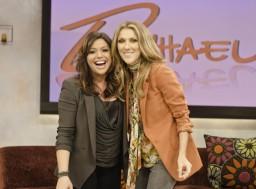 Celine al Rachael Ray Show