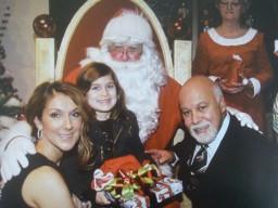 Il Natale per Celine Dion
