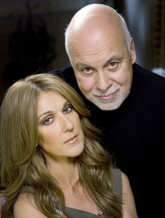 Céline Dion and René Angelil