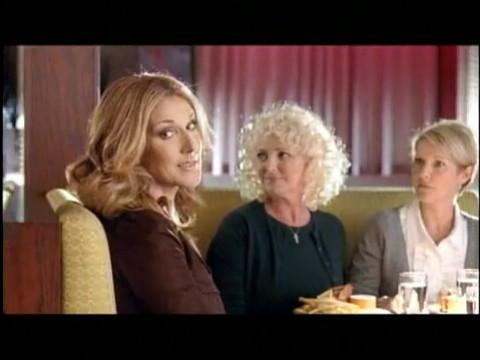 Celine, Manon e Linda