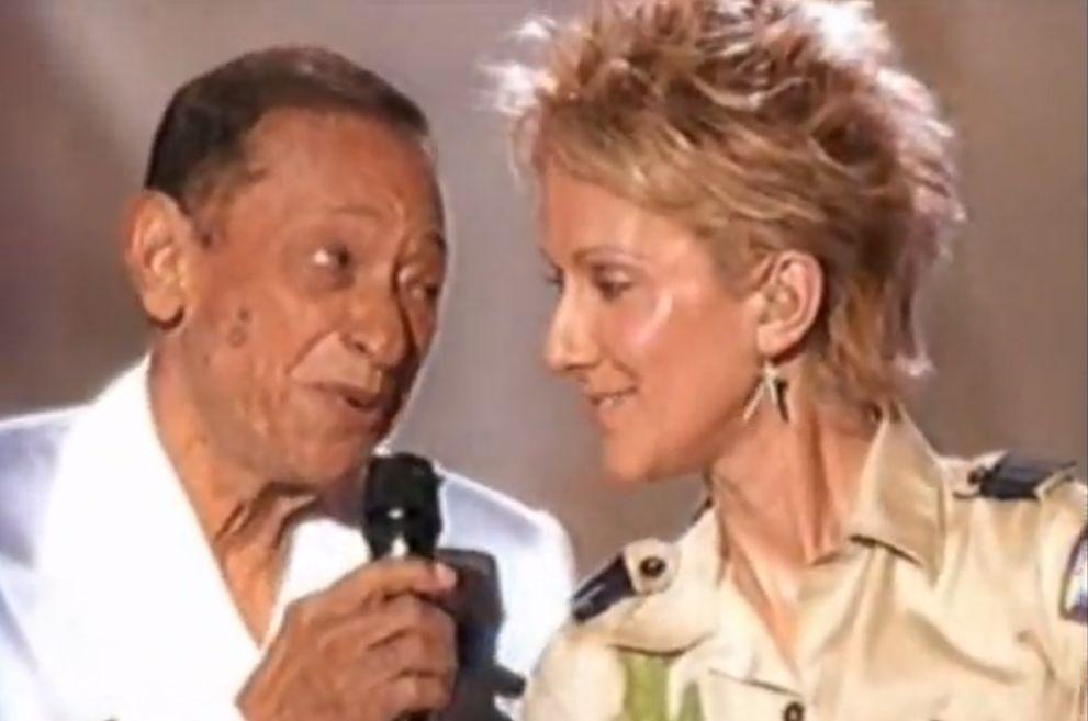 Celine Dion avec Henri Salvador