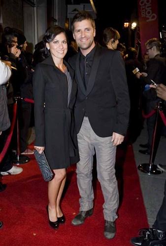 Marc Dupré e Anne-Marie