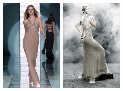 Celine veste Versace