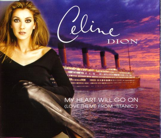 Download Celine Dion My Heart Will Go On: 'My Heart Will Go On' Torna Nelle Classifiche Mondiali