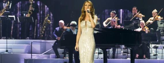Celine Dion a Las Vegas