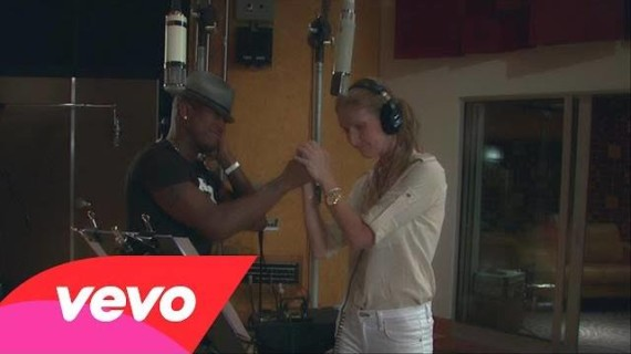 celinedion-neyo-incredible-makingof