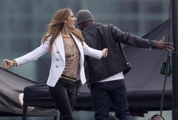 Celine_Dion___Ne-Yo__Incredible_Music_Video__Backstage