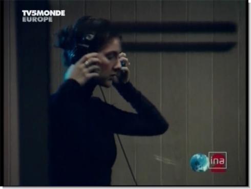 Celine su TV5 Europe.