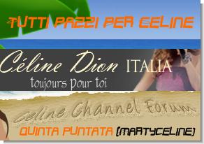 Quinta Puntata di Tutti Pazzi Per Celine, oggi protagonista MartyCeline.