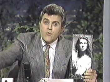 Jay Leno presenta Unison, 1991
